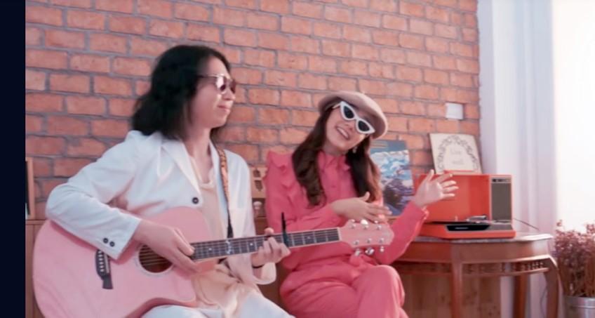ฝากรอยยิ้มให้คิดถึง เอ็มวี Lover Coaster งานเพลงสุดท้ายของ น้ำตาล เดอะสตาร์ ในนามวง Windy Sugar