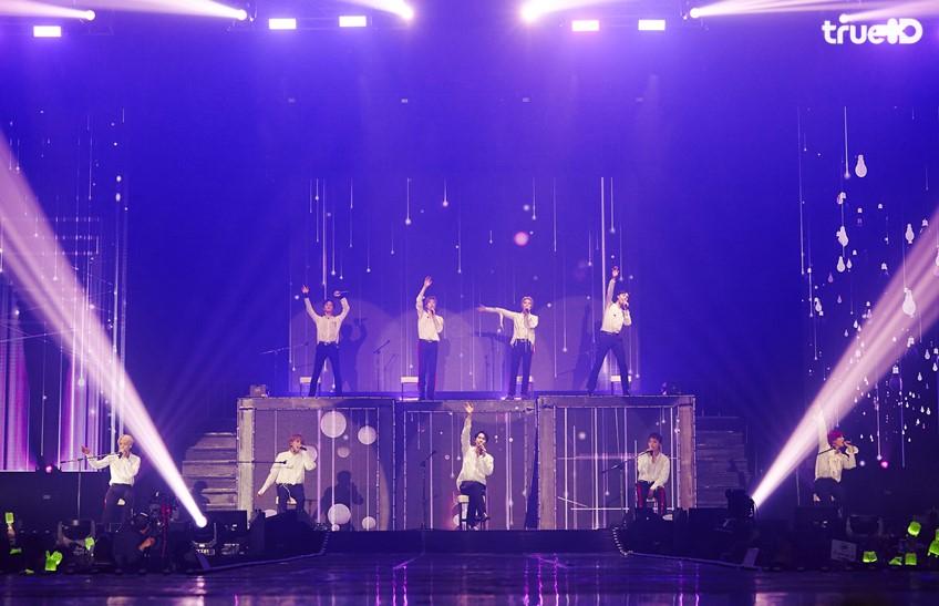 NCT 127 ระเบิดความน่าตื่นเต้น ในเวิลด์ทัวร์คอนเสิร์ตครั้งแรก NEO CITY BANGKOK The Origin (มีคลิป)
