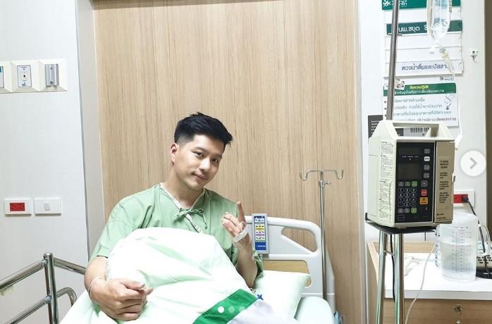 แอดมิท ตี๋ วิวิศน์! หลังป่วยเกือบอาทิตย์ หวยออกเป็น ไข้เลือดออก หมอให้รอดูอาการ