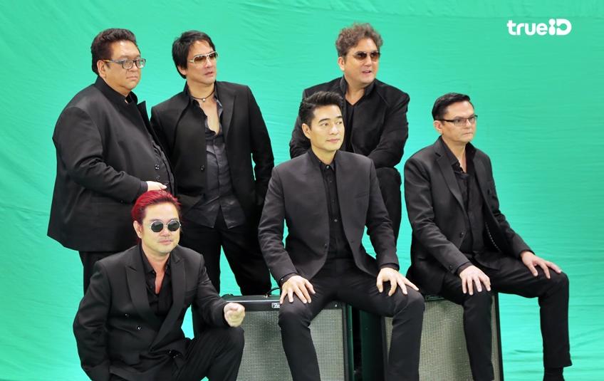 ภาพจากกองถ่าย! วง นูโว กำลังจะมีคอนเสิร์ต NUVO Now or Never!!