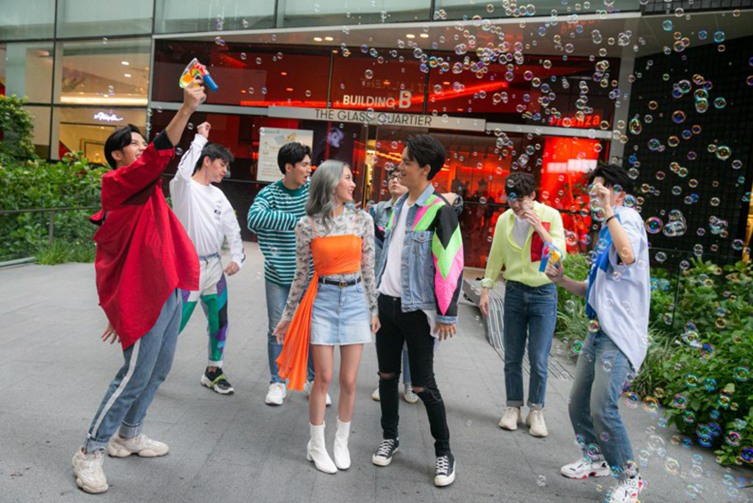 เต้นกันทั้งเมือง! รักติดไซเรน ไอซ์ พาริส แพรวา ณิชาภัทร ยอดวิวเตรียมทะยาน 100 ล้านวิว (มีคลิป)