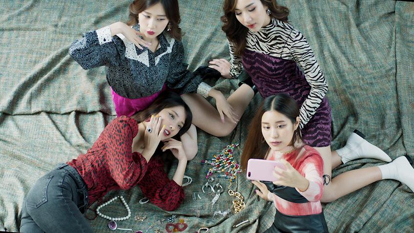 4 สาวไอดอล SISSY คว้าหนุ่มฮอต ลุค อิชิคาว่า ร่วมเล่น MV ชักช้า (เอิงเอย) (มีคลิป)