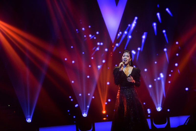 ทำความรู้จัก อุ้ม กัญญาวีร์ ทีมโจอี้บอย สวย เสียงดี สะเทือนเวที The Voice 2019