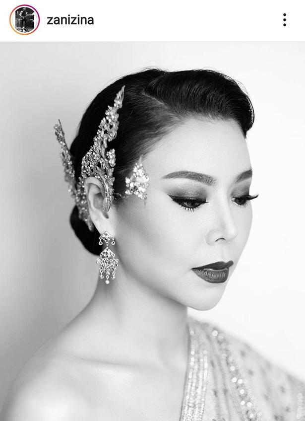 จะไม่ยอมเห็นคนเดียว! ซานิ นุ่งชุดไทยเป็นสาวหวาน นานๆใส่ทีสวยอลังการเลย