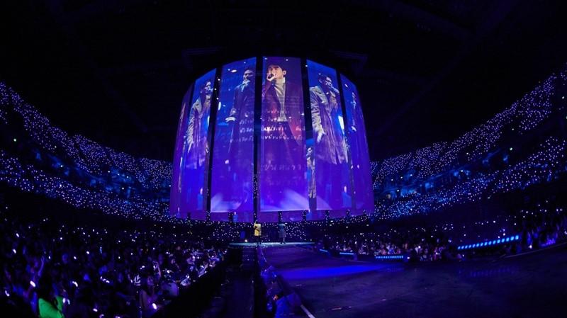 บอยแบนด์ตลอดไป! บิ๊ก แดน บีม กลับมาให้หายคิดถึง D2B Infinity Concert 2019 (มีคลิป)