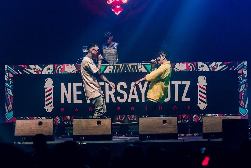 ระเบิดความมันไปกับเทศกาลดนตรีสุดเท่ NVSC FEST 2019 by neversaycutz