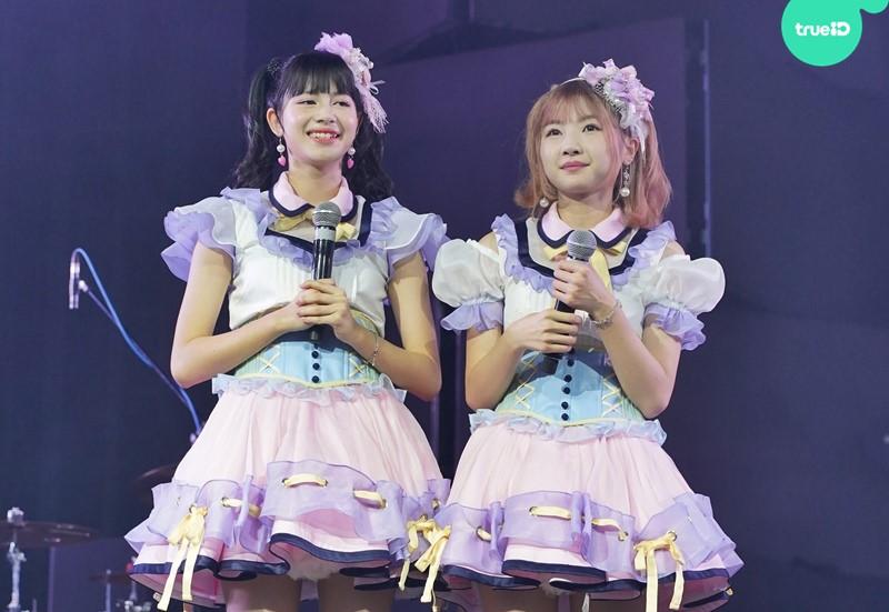 3 สาว Mimiguno แจกความสดใส บนเวที Cat Expo 6
