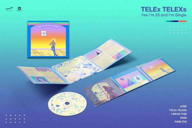 TELEx TELEXs ปล่อย EP เพลงภาษาอังกฤษชุดแรกของวง พร้อมเพลงใหม่ I Wear This