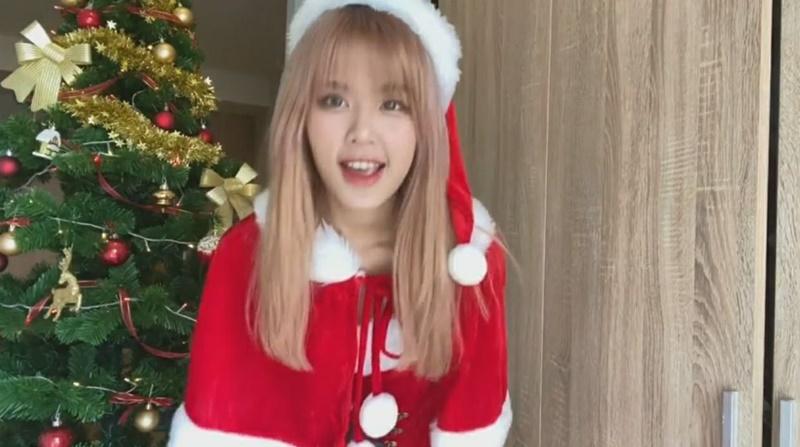 เวอร์ชั่นนี้ดีต่อใจ! โมบายล์ BNK48 ส่งคลิปเพลง Last Christmas ของขวัญปีใหม่ให้แฟนๆ