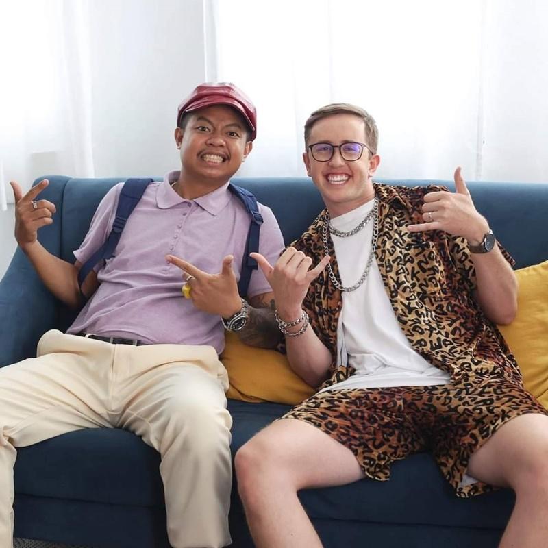 ตัลล้าค!! 2 เพื่อนซี้ เป้ MVL เนท MY Mate Nate ปล่อยเพลง ยืม ดึง แจ็กแปปโฮ เล่น MV
