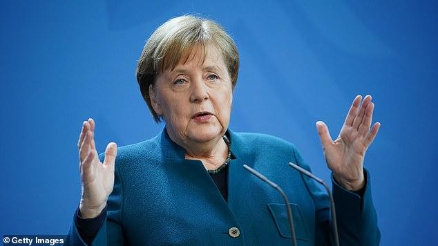 โควิด: แมร์เคิลตรวจรอบสองเป็นลบ เยอรมันอัตราติดเชื้อลดจาก21%เหลือ15%