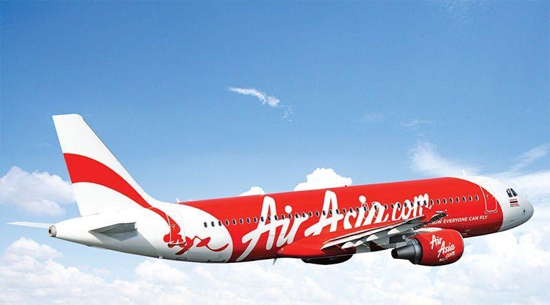 แอร์เอเชีย ระงับบินเส้นทางในประเทศ 1-30 เม.ย. ผู้โดยสารรอติดต่อทาง SMS หรือ อีเมลล์