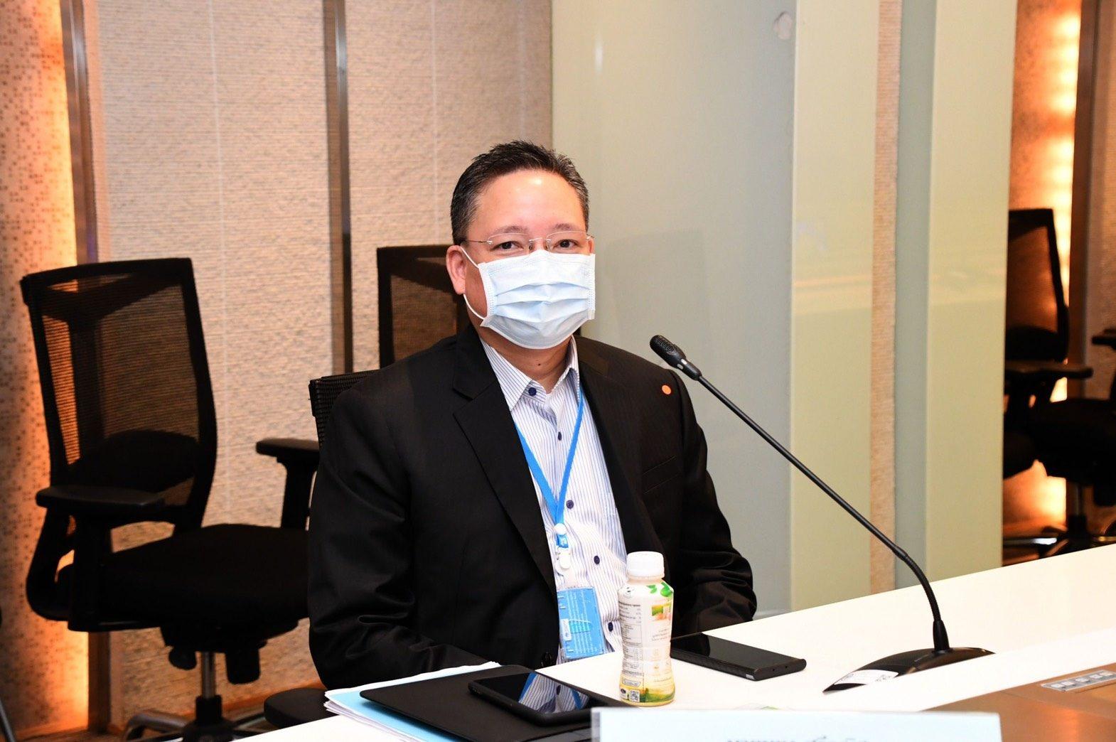 แบงก์กรุงไทยชี้รับเงินเยียวยา 5 พัน ผ่านwww.เราไม่ทิ้งกัน.comท่านั้น ใช้บัญชีธนาคารใดรับเงินก็ได้