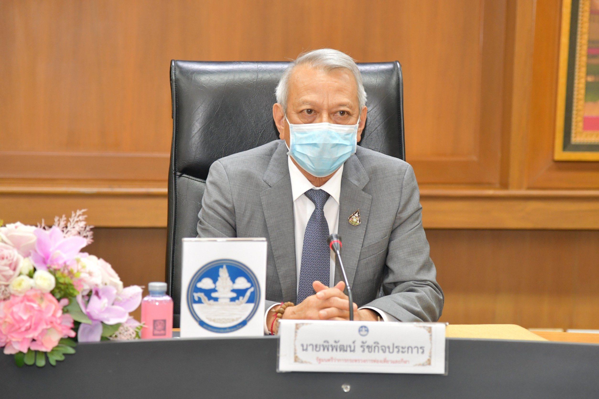 ภาครัฐจับมือเอกชน ฟื้นท่องเที่ยวไทย 'ออมสิน' ปล่อยเงินกู้ดอกเบี้ยต่ำ วงเงิน 10,000 ลบ.