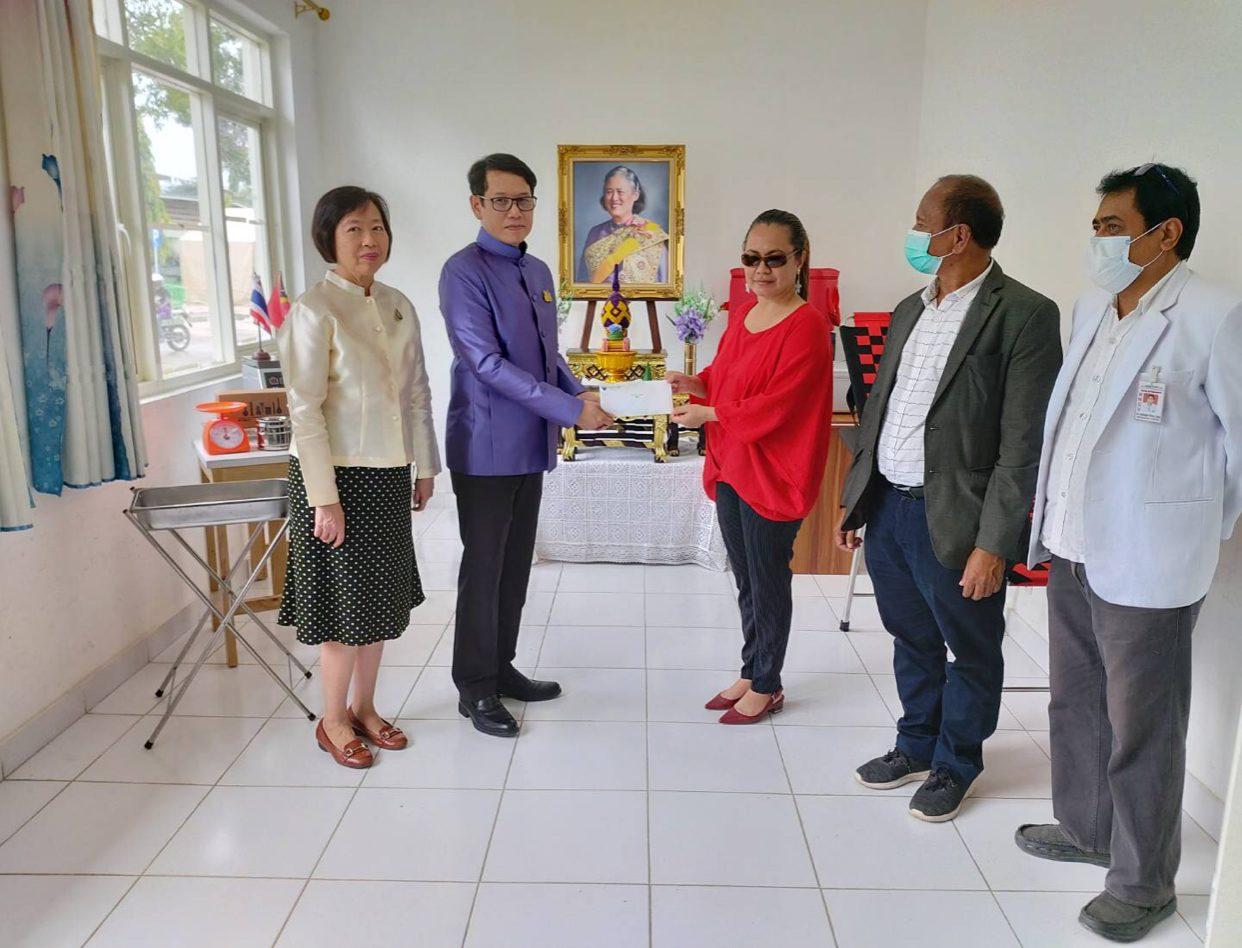 สถานทูตไทยส่งมอบอุปกรณ์รับบริจาคโลหิตแก่ธนาคารโลหิตแห่งชาติติมอร์-เลสเต