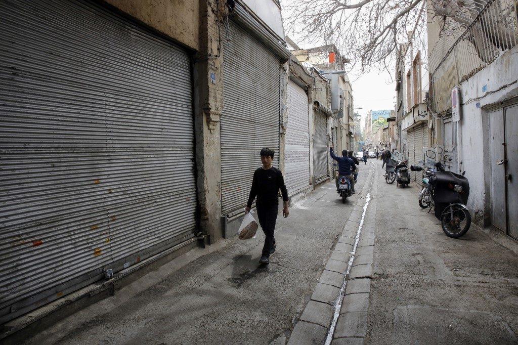 อิหร่านดับทะลุ 2,500 ติดเชื้อทั้งประเทศ 35,408 รัฐสั่งห้ามเดินทาง
