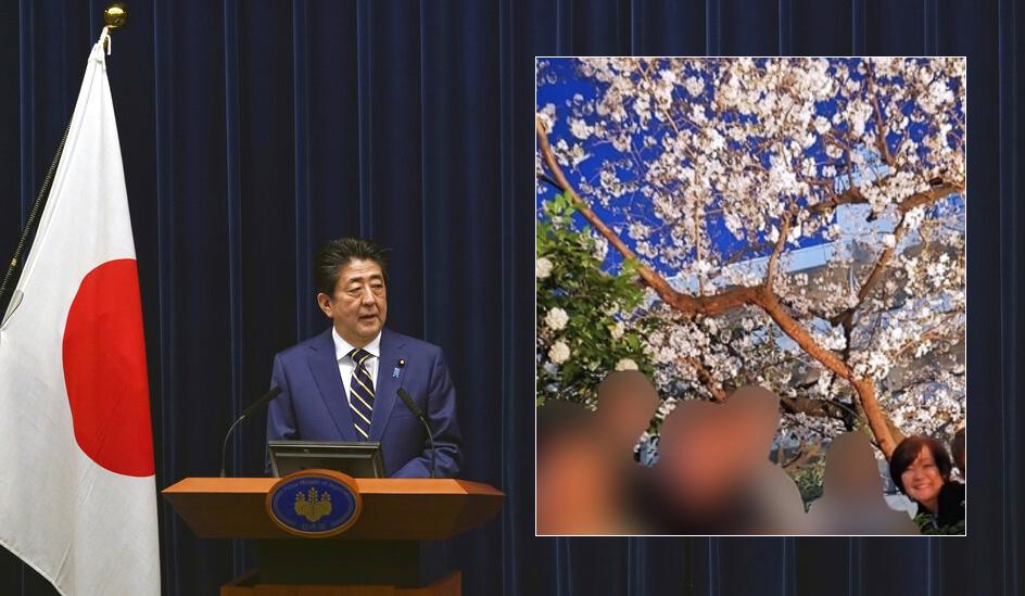 นายกฯอาเบะเตือนญี่ปุ่น เข้าโหมดระทึกโควิด - ปัดภริยาไปชมซากุระ