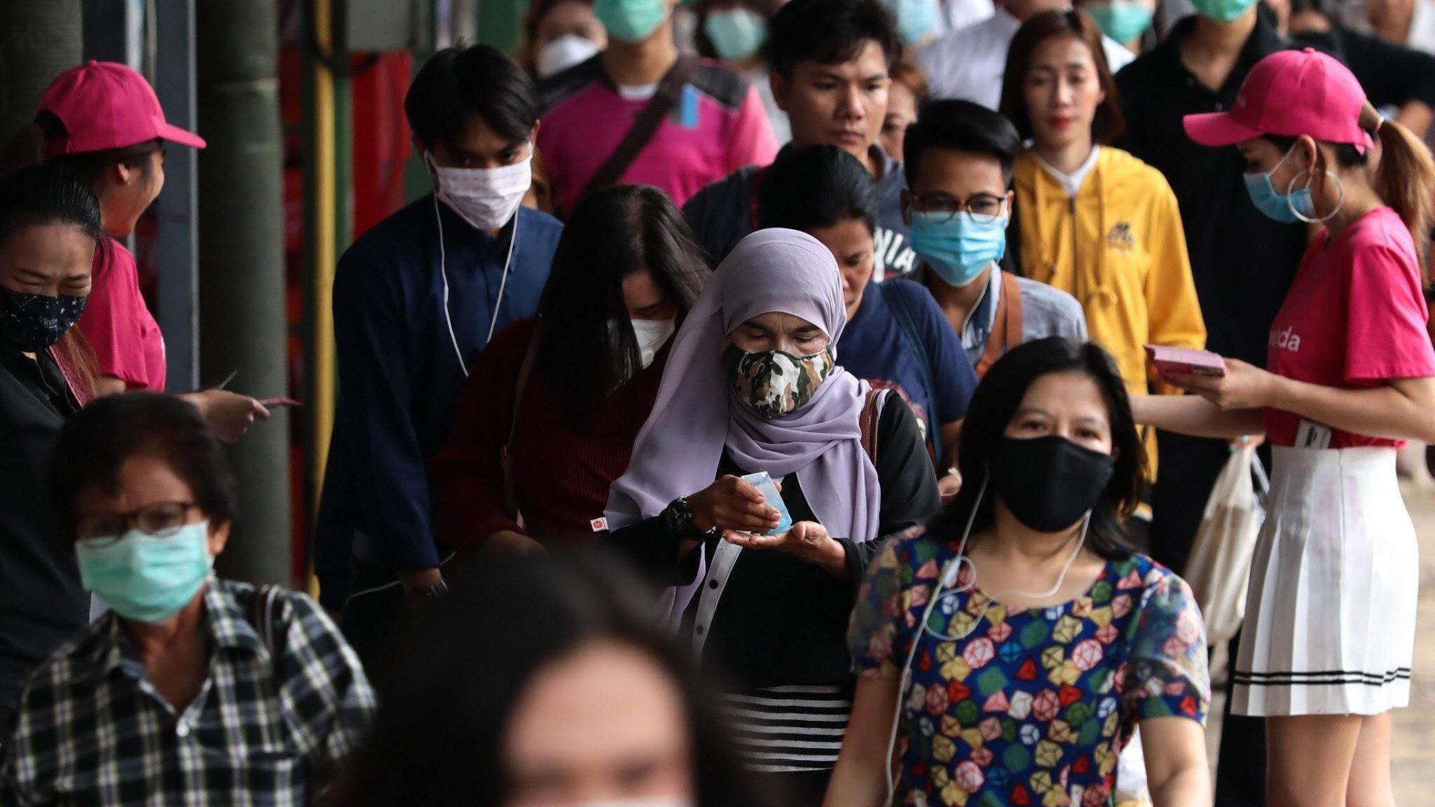 ไวรัสโคโรนา : ผู้ป่วยโควิด-19 ในไทย เสียชีวิตเพิ่มอีก 1 ติดเชื้อเพิ่ม 143 ราย
