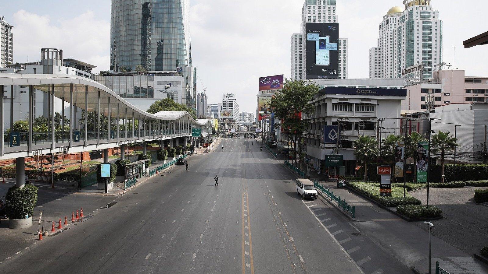 ไวรัสโคโรนา : สภาพกรุงเทพฯ หลังผ่าน 3 เดือนวิกฤตโควิด-19