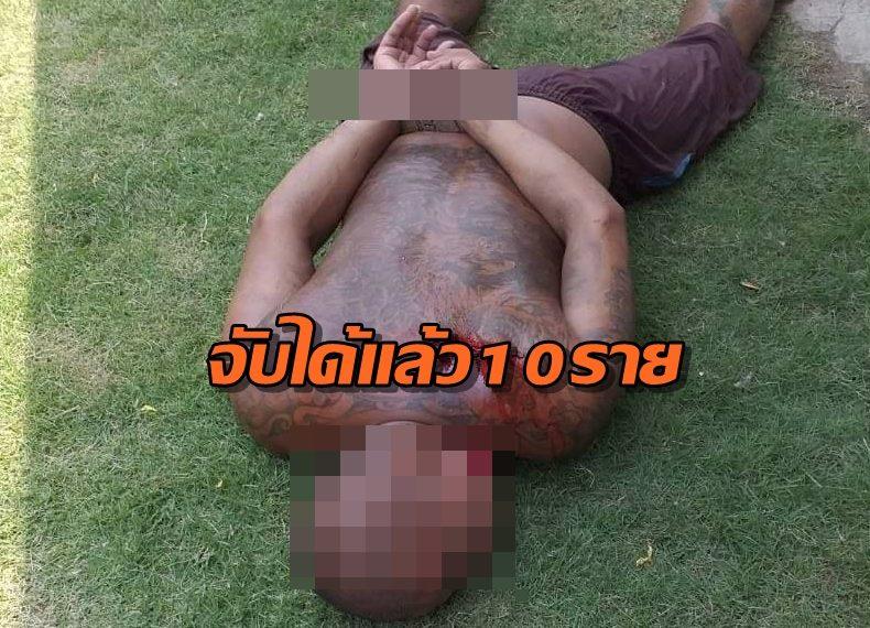 ตามจับนักโทษกลัวโควิด-19 แหกคุกบุรีรัมย์ได้แล้ว10 คน ไฟไหม้ในเรือนจำเริ่มสงบ