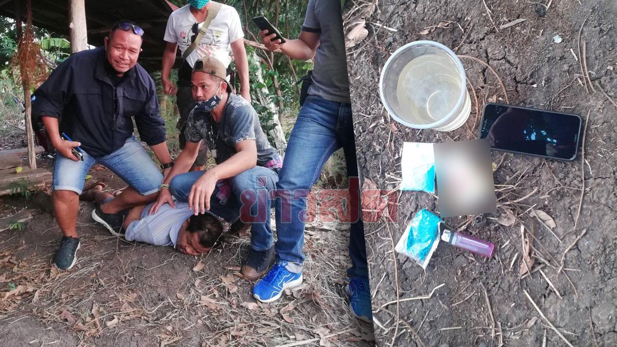 มือฆ่าต่อเนื่อง เปิดปากสารภาพ ปมฆ่า 2 ศพ แฉกินยาหวังตายหนีความผิด
