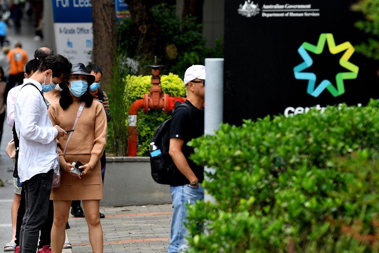 โควิด-19 เป็นเหตุความรุนแรงในบ้านพุ่งที่ออสเตรเลีย