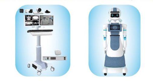 AIT สนับสนุนพัฒนาหุ่นยนต์ช่วยหมอสู้โควิด-19 ต้นเม.ย.ได้เห็นปฏิบัติการ