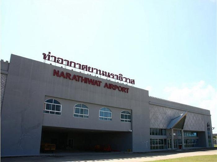 สนามบินนราธิวาสแจ้งงดให้บริการชั่วคราว หลังโควิดระบาดหลายอำเภอ