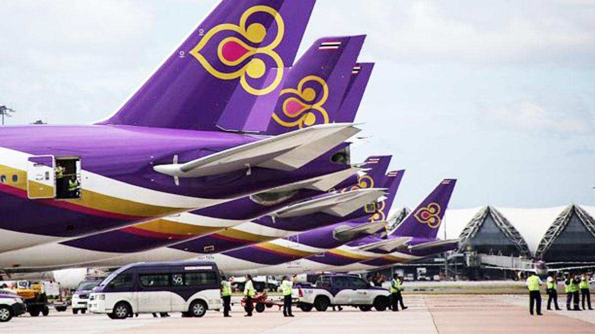 พิษโควิด-สร.การบินไทยแถลงขออย่าลอยแพพนักงาน