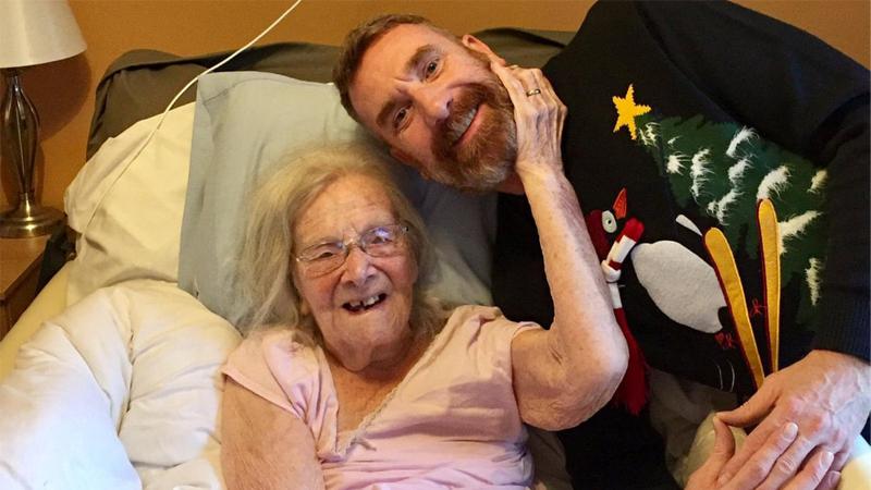 รอดหวัดสเปนตายด้วยโควิด อาลัยคุณทวดผู้ดีอายุ 108 ปี