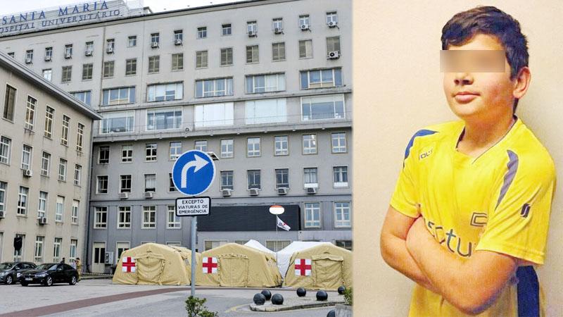 โปรตุเกสอาลัยด.ช. วัย 14 เซ่นโควิด-อายุน้อยสุดในยุโรป เผยไอแค่สัปดาห์เดียวก่อนทรุด