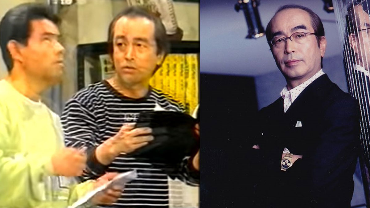 'เคน ชิมูระ' อดีตดาราตลกซิตคอม 'คู่หูคู่ฮา' ญี่ปุ่น เสียชีวิตแล้ว หลังป่วยโควิด-19