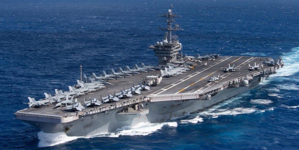 โควิดระบาดบนเรือรบสหรัฐ กัปตันวอนช่วยด่วน ต้องเร่งอพยพทหาร