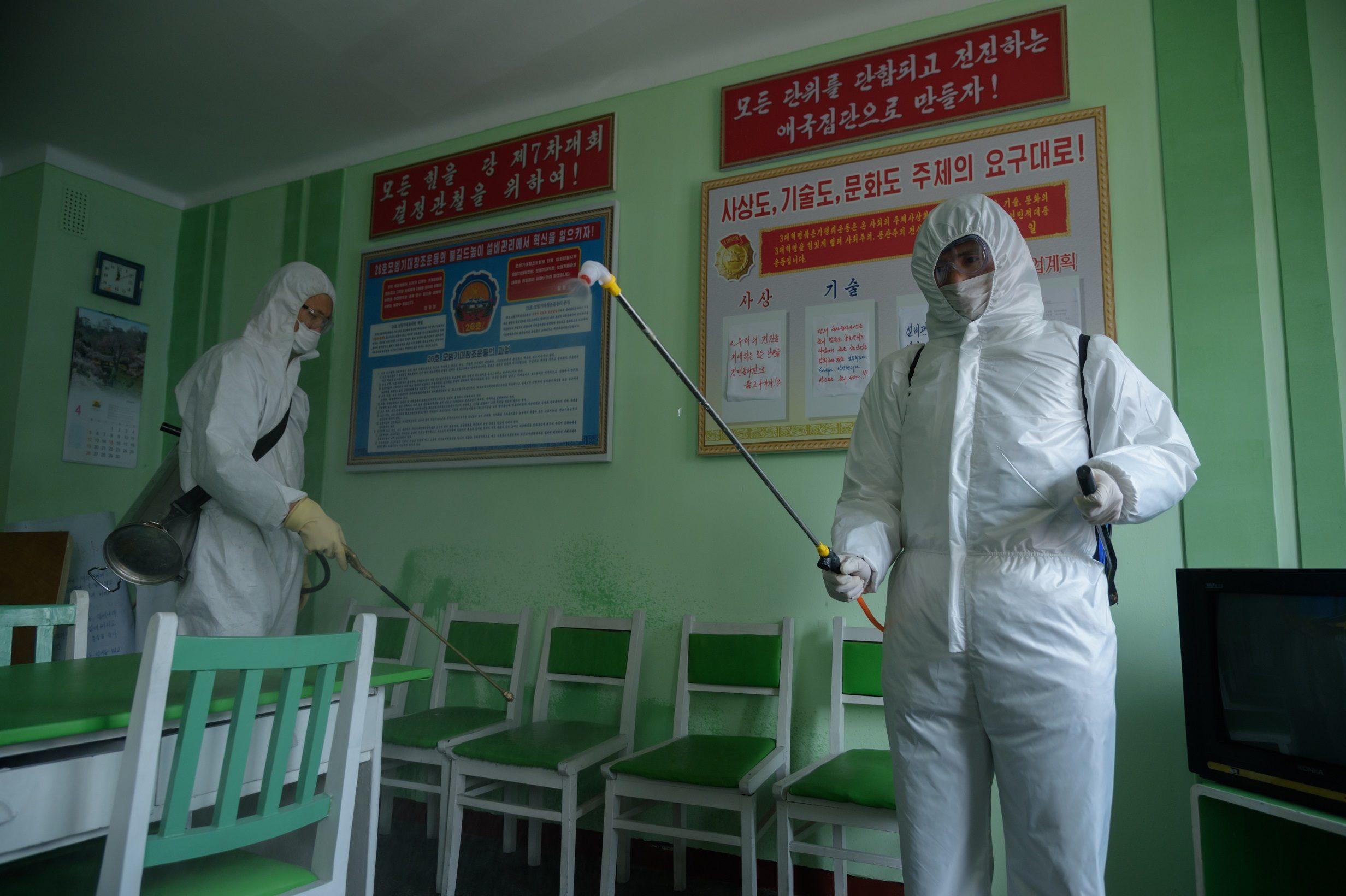 """เกาหลีเหนือยัน ไร้ผู้ป่วย """"โควิด-19"""" ในประเทศแม้แต่รายเดียว"""