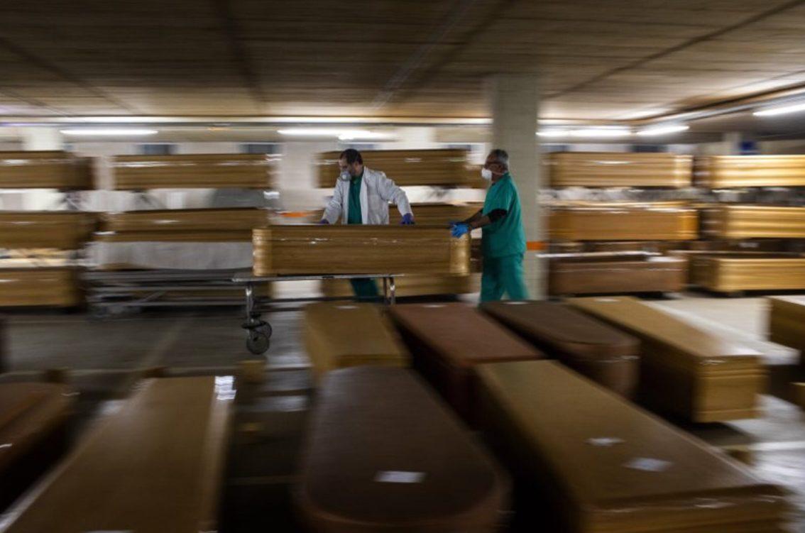 พิษโควิดทำมะกันตกงาน 10 ล้านคน รุนแรงสุดใน 91 ปี