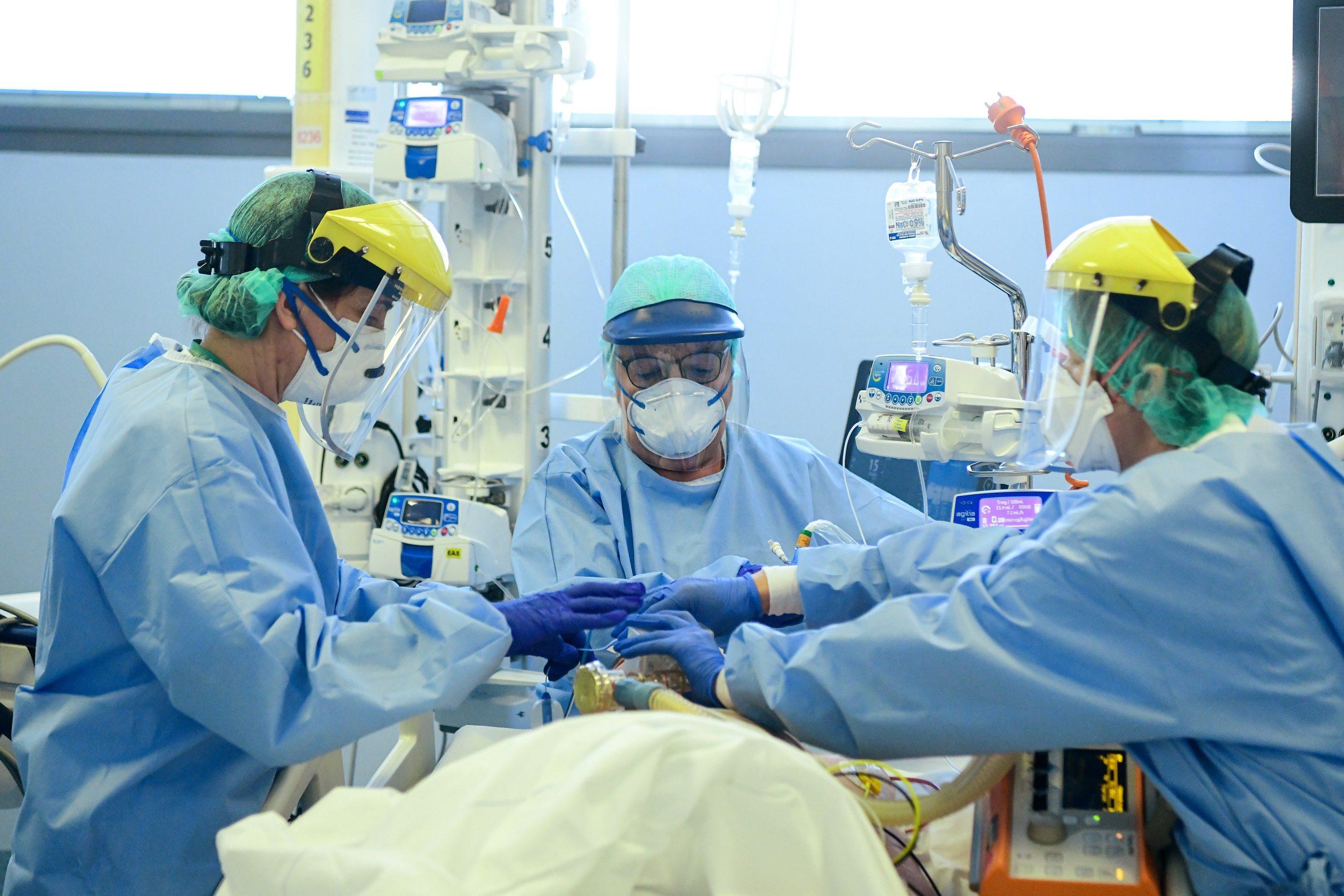 เริ่มมีข่าวดี! 'อิตาลี' ผู้ป่วยโควิด-19 เคส ICU ลดลง 'สเปน' ผู้ติดเชื้อน้อยลง