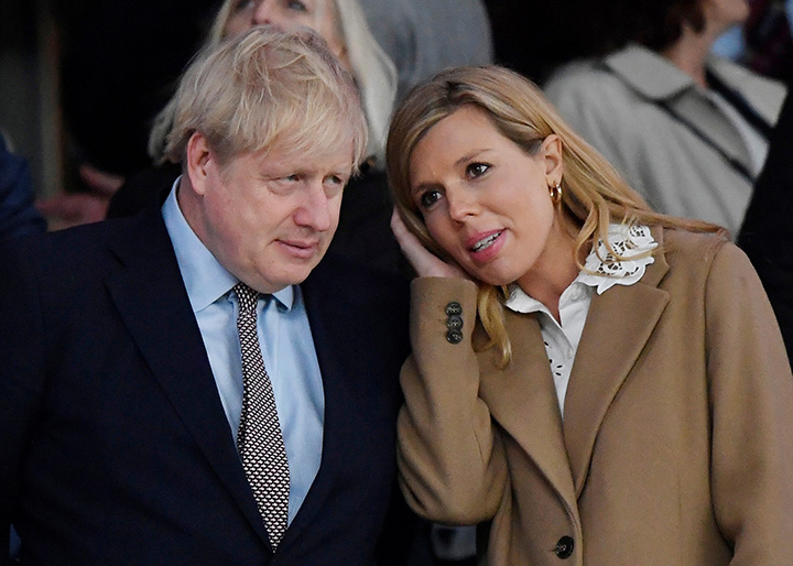 โควิด:คู่รักนายกฯอังกฤษ ติดเชื้อด้วย วิตกลูกในท้อง ชาวผู้ดีตายพุ่ง
