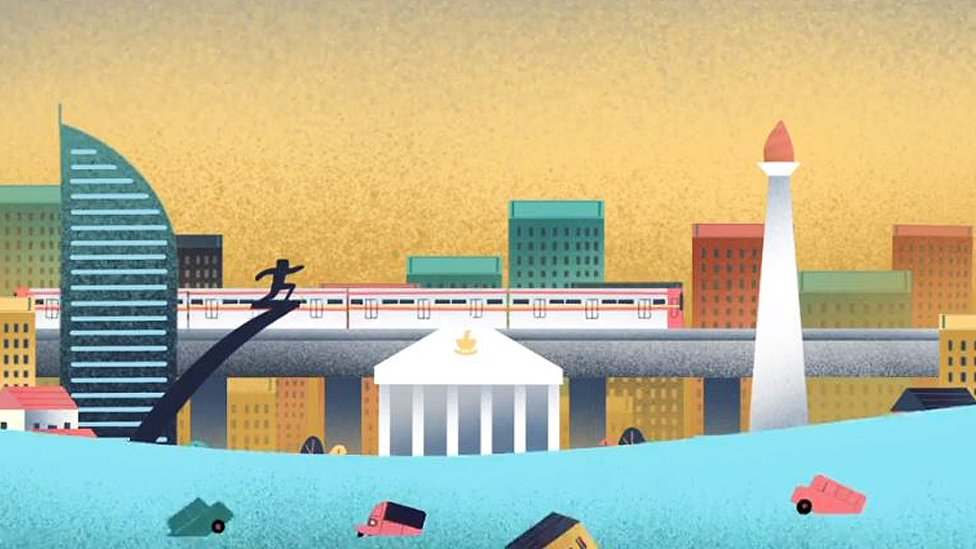 เมื่อจาการ์ตาจมบาดาล อินโดนีเซียมีแผนสร้างเมืองหลวงใหม่อย่างไรบ้าง