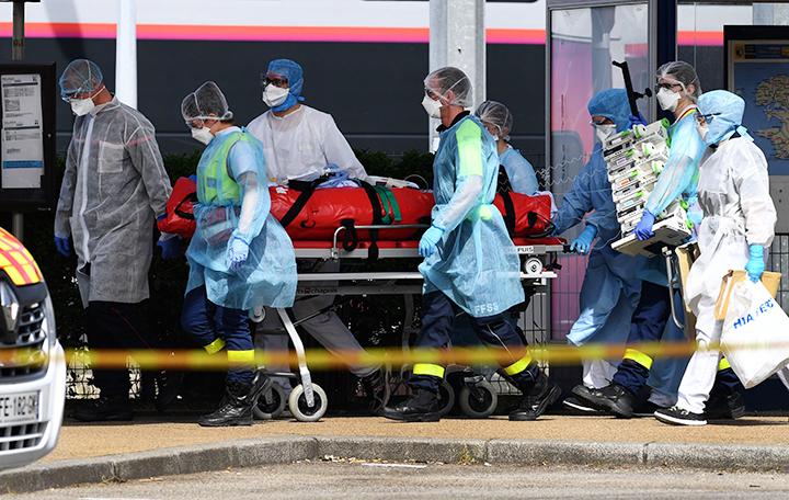 โควิด:ฝรั่งเศส จี้เร่งแก้ไข ช่วยคนแก่ตายอย่างสงบ อย่าให้สิ้นใจทรมาน