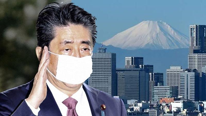 """โควิด: ญี่ปุ่นติดเชื้อพุ่งอีก """"อาเบะ"""" เล็งประกาศสถานการณ์ฉุกเฉิน"""