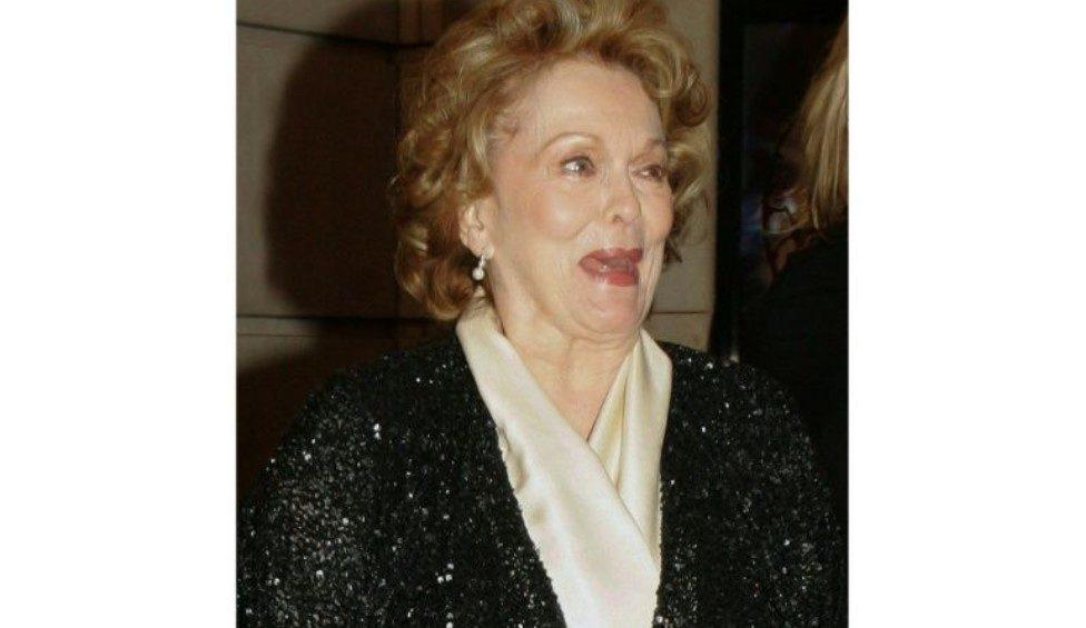 เชอร์ลีย ดักลาส ดาราอาวุโส เสียชีวิตด้วยโรคปอดบวมในวัย 86