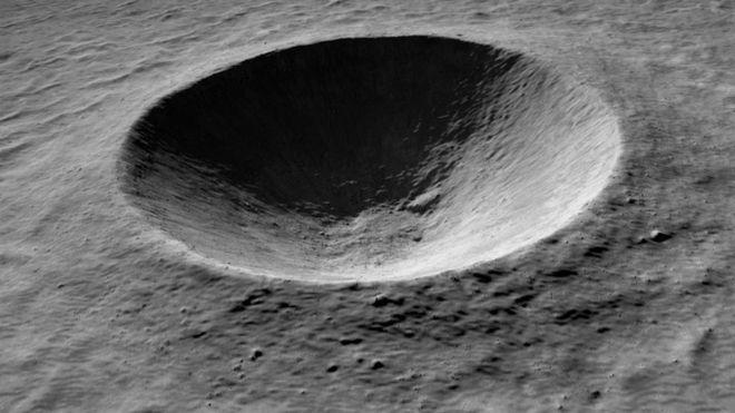 นาซาจะสร้างกล้องโทรทรรศน์ ขนาดมโหฬารจากแอ่งหลุมบนดวงจันทร์