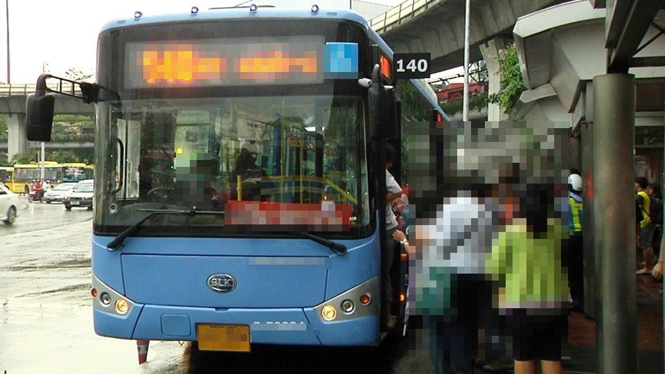 ผอ.ขสมก.เผยคนขับรถเมล์ติด 'โควิด-19' ตายแล้ว แนะ ผดส.สังเกตอาการตนเอง