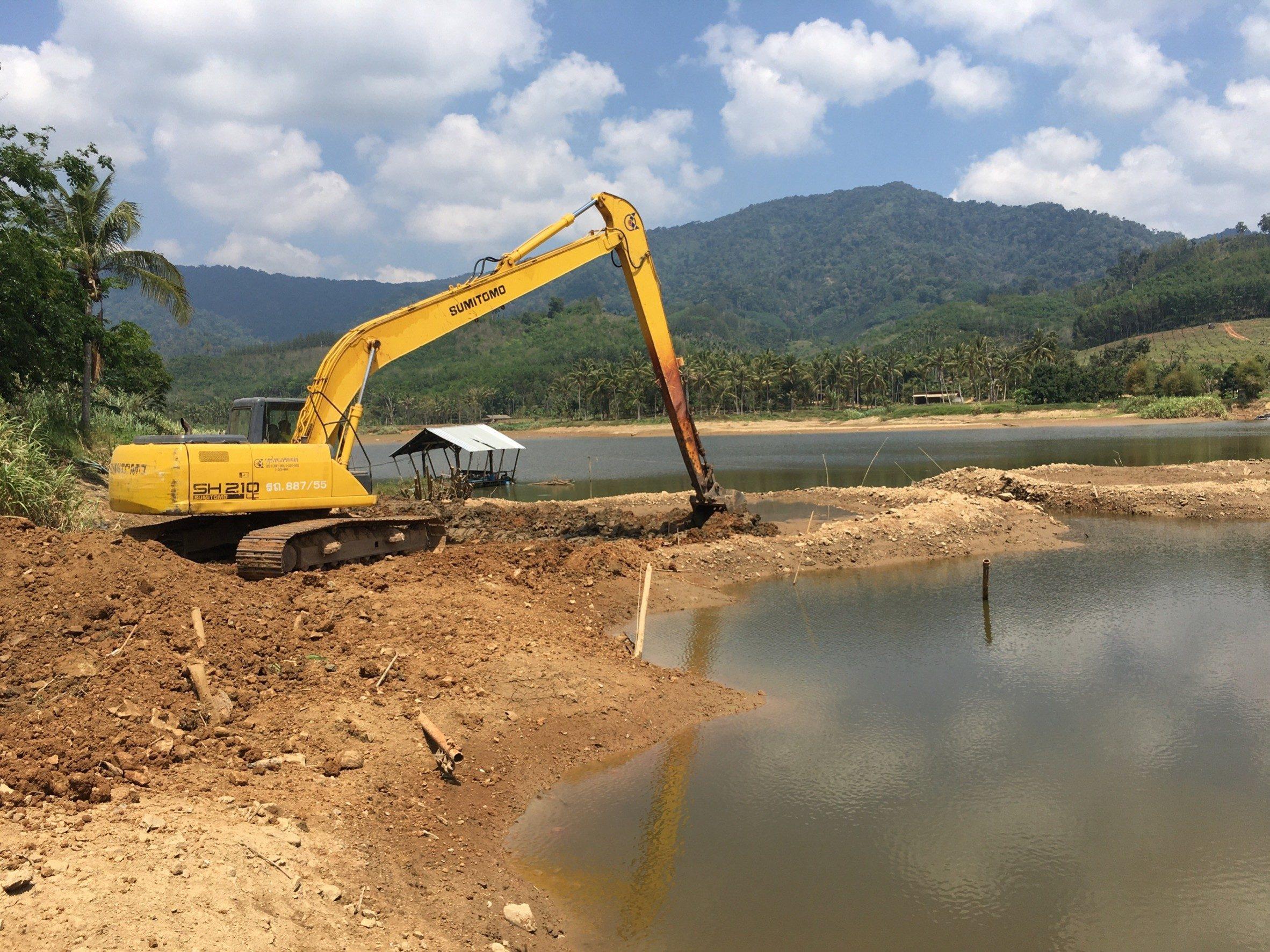 วิกฤตภัยแล้งบางสะพาน กระทบสวนทุเรียนคลองลอย 3.2 พันไร่