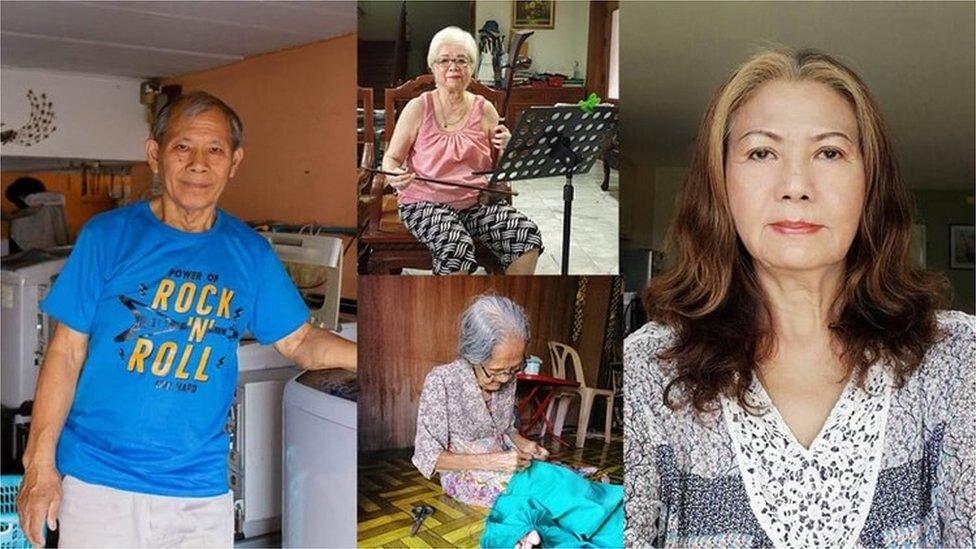 สงกรานต์ : สูงวัยเข้าใจโรค เปิดประสบการณ์คุณตา-คุณยาย ผ่านสารพัดวิกฤตโรคระบาด สู่ โควิด-19