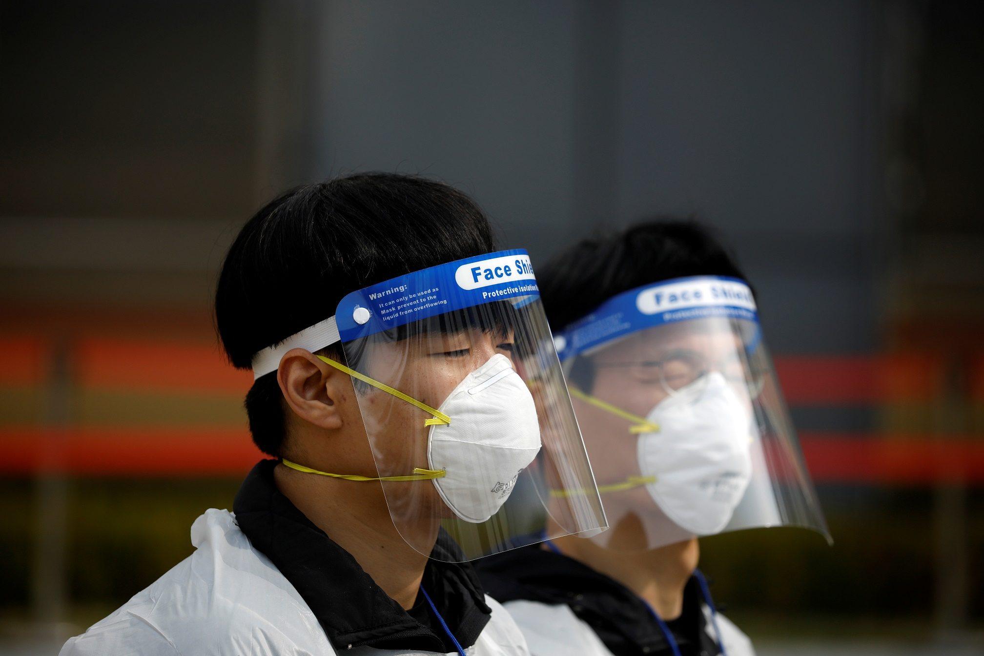 """""""เกาหลีใต้"""" งง! พบผู้ป่วยหายแล้วตรวจพบเชื้อโควิด-19 อีกนับร้อย"""