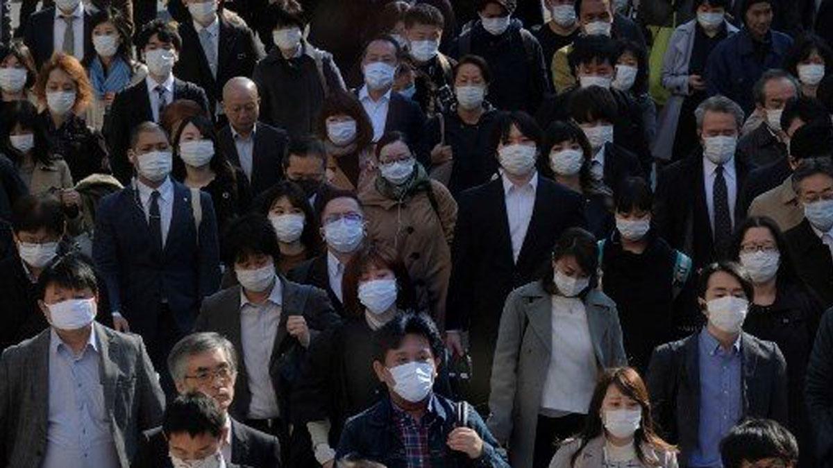 เผยจังหวัดเดียวในญี่ปุ่น ที่ยังไร้คนติด โควิด-19 โตเกียวยอดทะลุ 2 พัน
