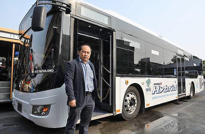 ยานยนต์ : ฮีโน่'ไฮบริด'พลัง'ดีเซล-ไฟฟ้า' สุดยอดรถโดยสารฝีมือคนไทย