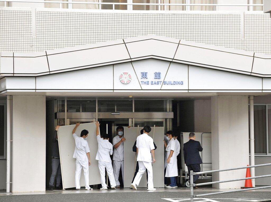 โควิด:ญี่ปุ่นวุ่นหนัก เชื้อระบาดระลอกใหม่ ร.พ.เอาไม่อยู่ ปัดรับคนไข้