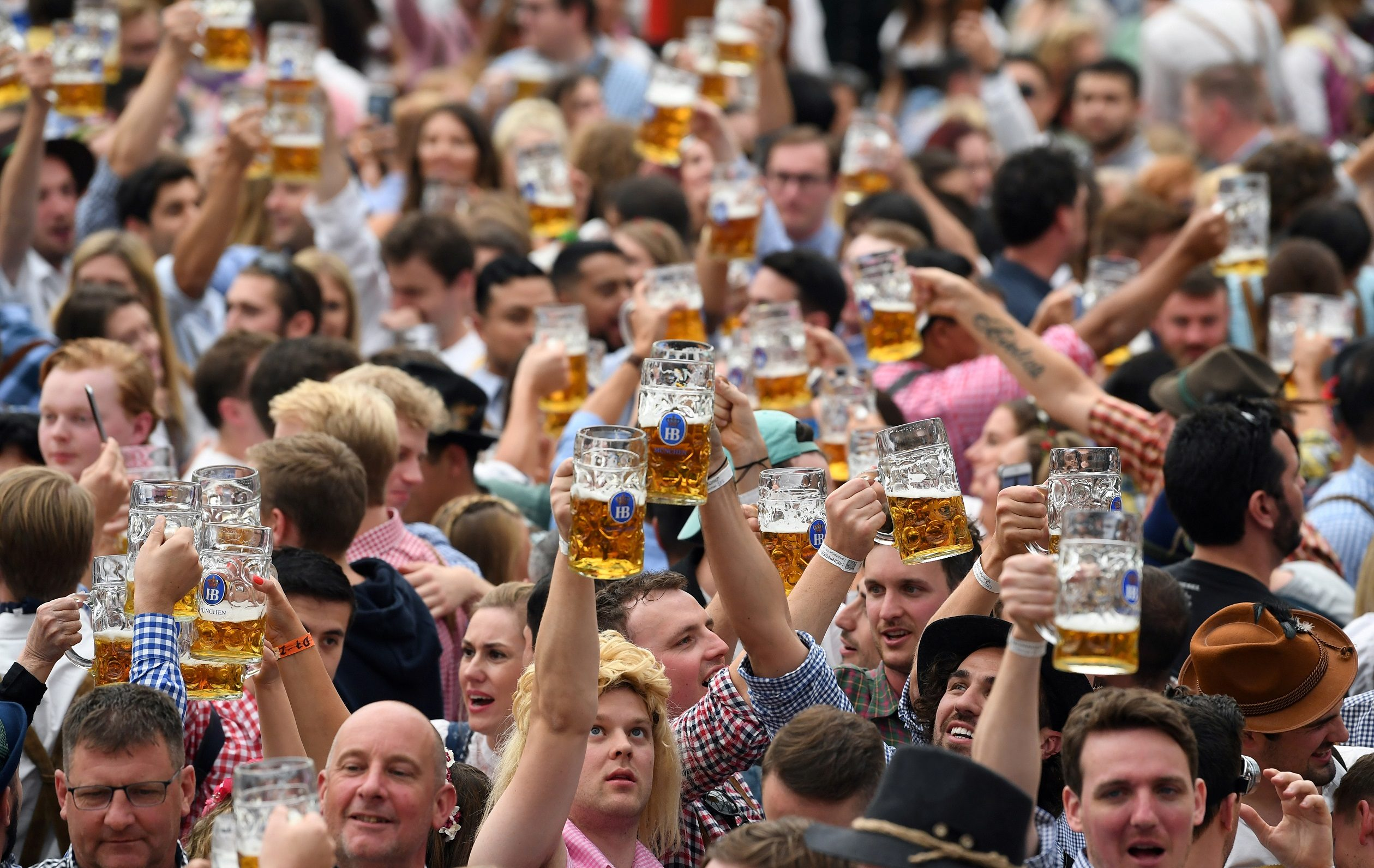 หวั่นโควิด! เยอรมนียกเลิกเทศกาล 'อ็อกโทเบอร์เฟสต์' ปีนี้